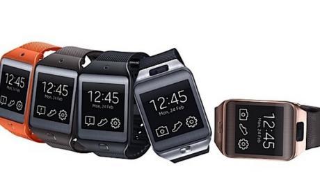 Sansung presenta sus smartwatches o relojes inteligentes Samsung Gear 2 Neo con el sistema operativo Tizen