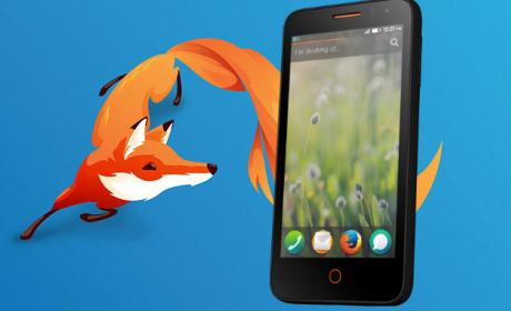 Firefox OS Flame, el móvil de Mozilla para desarrolladores