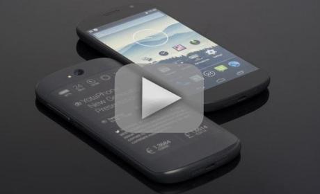 Yotaphone 2 en vídeo