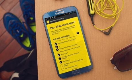 BroApp Android aplicación