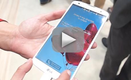 LG G Pro 2 en vídeo