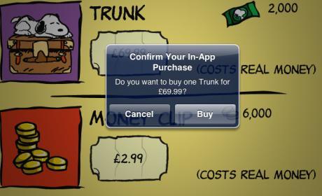 compras in-app Google Apple Comisión Europea