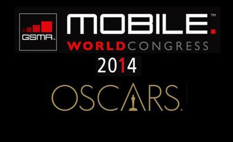 Los Oscar del Mobile World Congress 2014