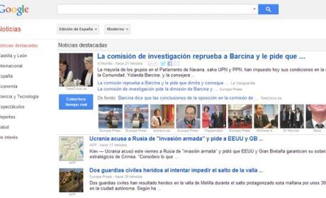 Google España responde a la Tasa Google de la nueva Ley de Propiedad Intelectual