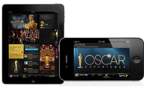 Las mejores webs y apps para los Oscars 2014