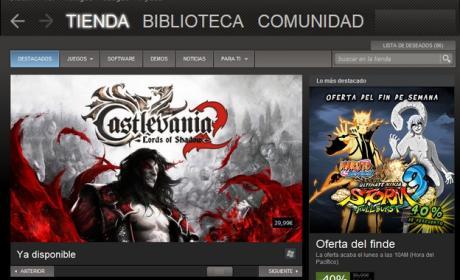 Steam activa el Préstamo Familiar, presta juegos a tus familiares y amigos, y ellos a tí