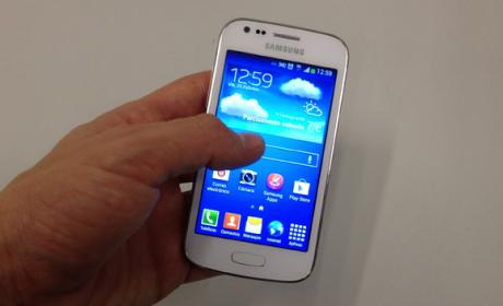 Samsung Galaxy Ace 3, el gama media de Samsung