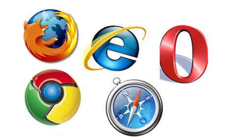 navegadores web mas usados