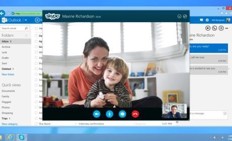 Skype para Outlook.com