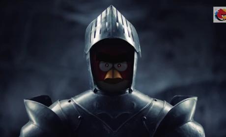 Angry Birds Medieval, nueva versión