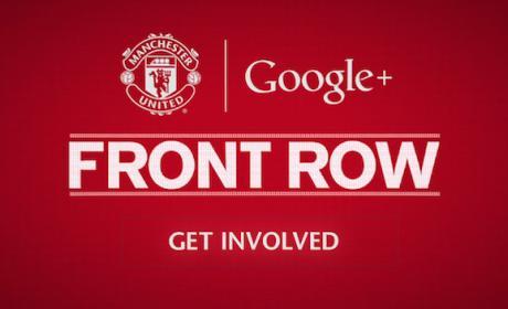 Front Row: Anima al Manchester en Old Trafford desde tu casa