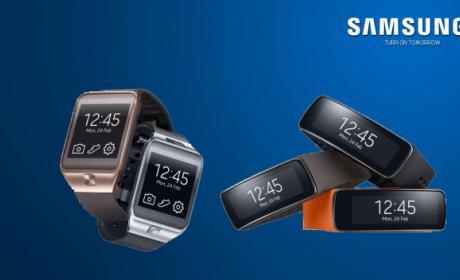 Samsung Gear 2 y Gear Fit vídeo hands-on