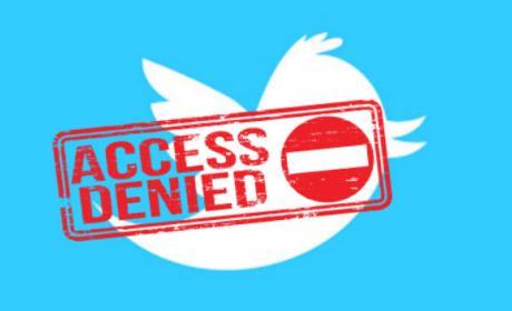 Twitter sufre interrupción