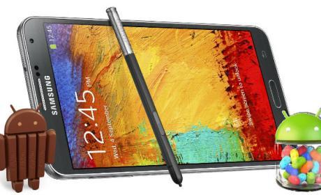 ¿En qué mejora el Samsung Galaxy Note 3 con Android KitKat?