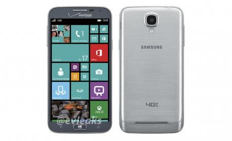 Samsung ATIV SE con Windows Phone 8.1