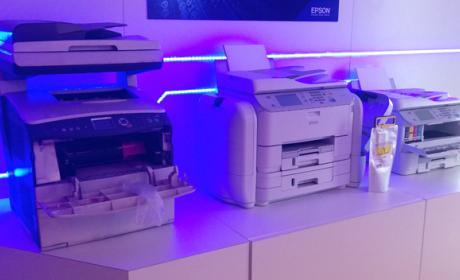 Epson presenta 18 nuevos modelos de impresoras PrecisionCore