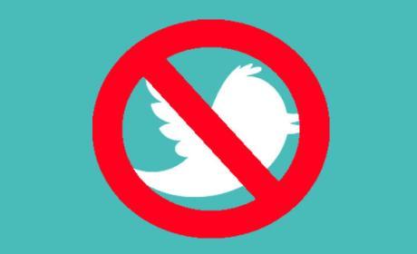 Turquía prohibe Twitter