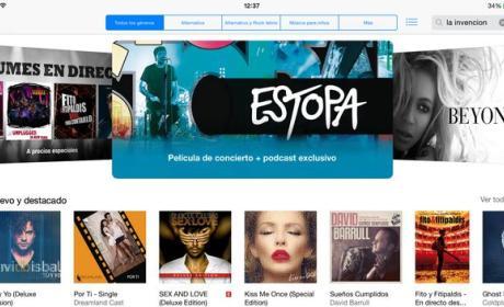 Apple podría lanzar una app de iTunes para Android, y un servicio similar a Spotify