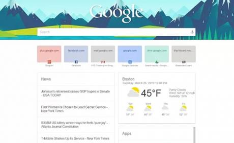 Google Now escritorio Chrome