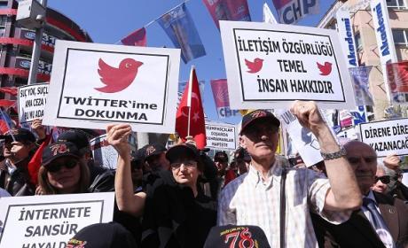 Turquía ha dictaminado que el gobierno no puede prohibir la red social Twitter