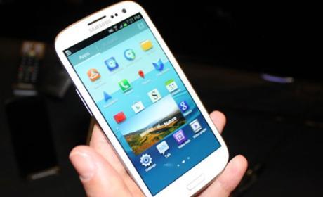 Android 4.4 KitKat en Samsung Galaxy S3