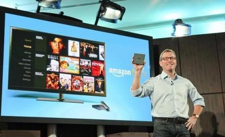 Amazon ha presentado hoy Fire TV