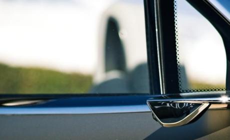 Tesla Motors cámara espejos laterales
