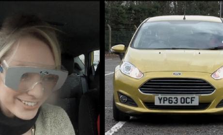 Ford muestra cómo es conducir borracho, con un simulador de borrachera