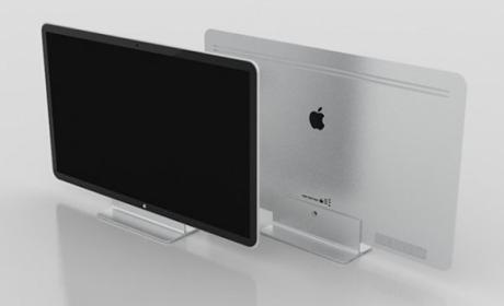 Apple iTV pantalla OLED