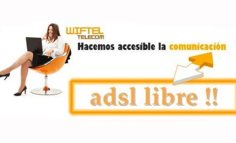 Comparte la ADSL con tu vecino, gratis y legal con Wiftel