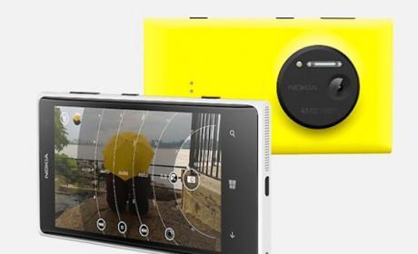 Nokia Lumia 1020, a prueba bajo el mar