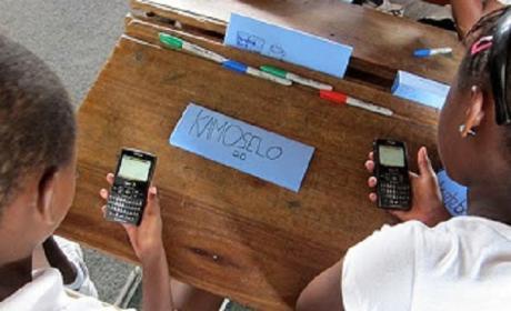 Lectura en teléfonos móviles