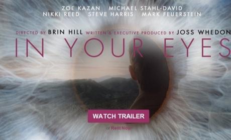 In Your Eyes, la nueva película de Joss Whedon, director de The Avengers, se estrena antes en Vimeo que en los cines. Ya puedes verla en español.