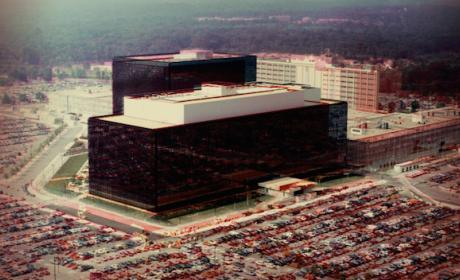 Composición de la oficina principal de la NSA en Maryland