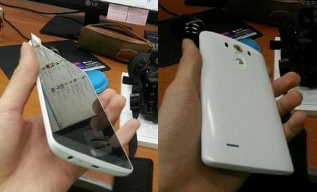 Primeras fotos del smartphone LG G3, con doble sensor de cámara.