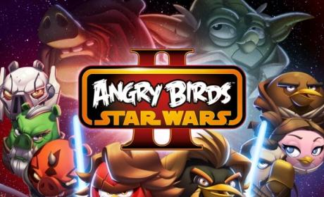 Descarga Angry Birds Star Wars II gratis, sólo hoy