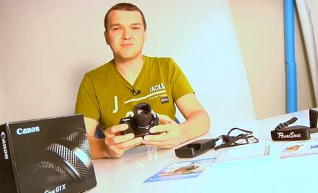 Nueva Canon PowerShot G1X Mark II, unboxing en vídeo