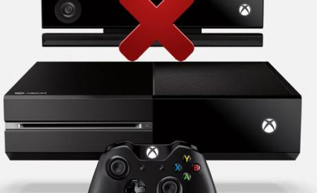 xbox one sin kinect