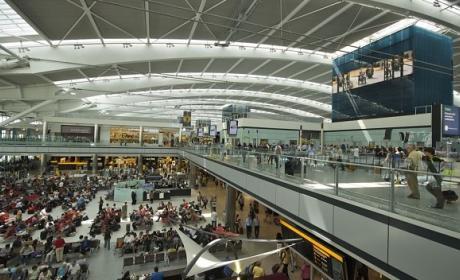 Terminal 5 aeropuerto de Heathrow, Londres