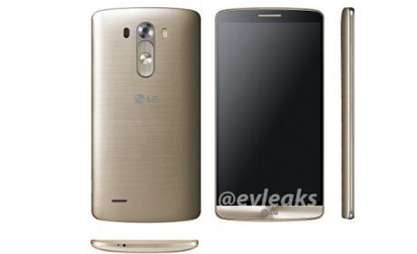 Fotos multiángulo, desde todos los lados, del nuevo LG G3