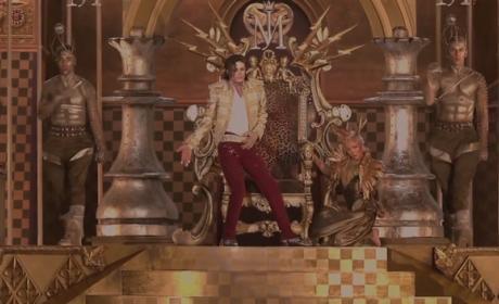 El holograma de Michael Jackson en los Billboard Music Awards causa polémica.