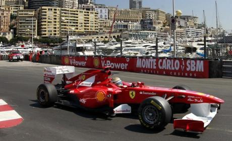 Dónde ver online el GP de Mónaco de F1 2014 gratis