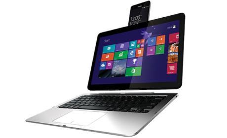 Asus presenta Zenbook NX500 y Transformer Book V