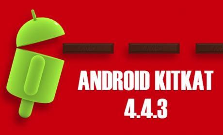 Android KitKat 4.4.3