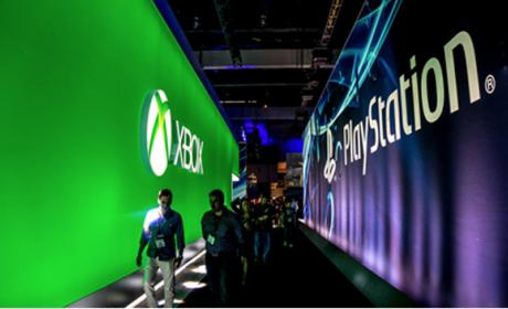 Xbox y Playstation en E3 2014
