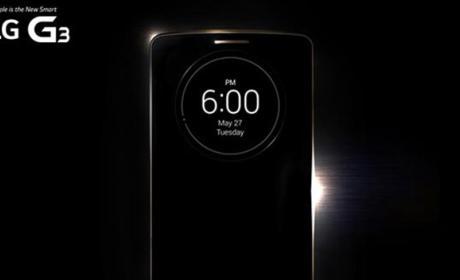 ¿Qué distingue al nuevo LG G3 del resto de smartphones?