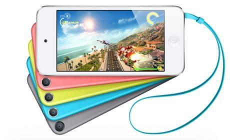 Apple lanza nuevo iPod Touch de 16 GB con cámara trasera iSight, baja el precio de los modelos de 32 y 64 GB.