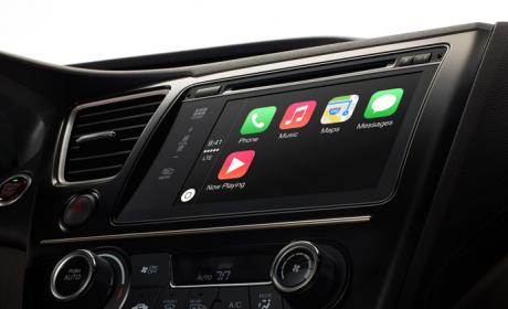 automóviles carplay apple