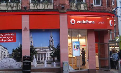 Vodafone compra ono Comisión Europea