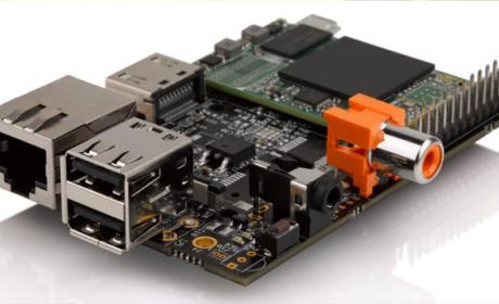 Hummingboard raspberry Pi